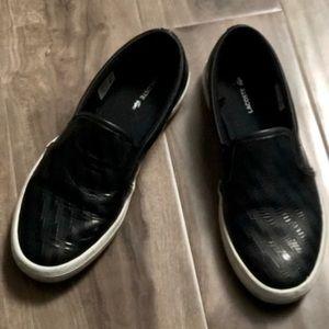 Lacoste Women Leather Slip-on Sneakers